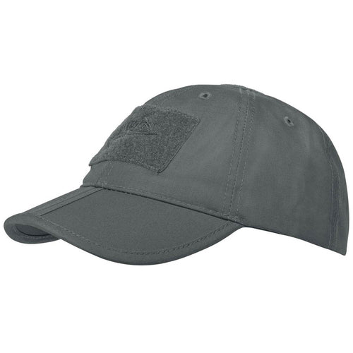 helikon folding baseball cap shadow grey