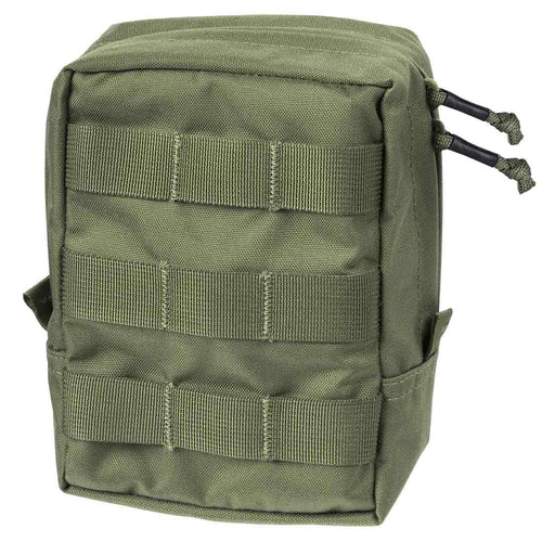 helikon cargo utility pouch olive green
