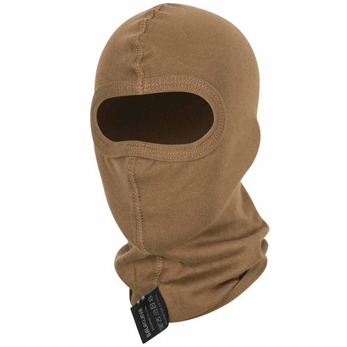 helikon cotton balaclava coyote brown