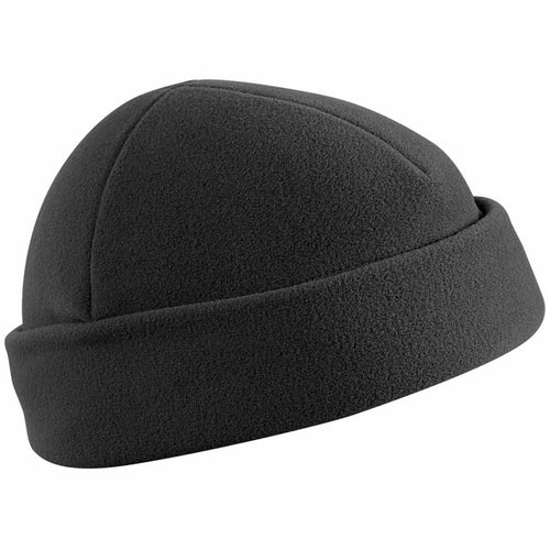 helikon watch cap fleece beanie black
