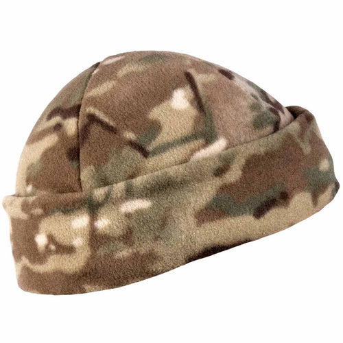 helikon watch cap fleece beanie camogrom