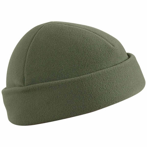 helikon watch cap fleece beanie olive