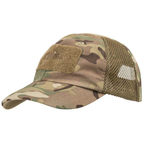 helikon vent baseball cap ripstop camogrom camouflage