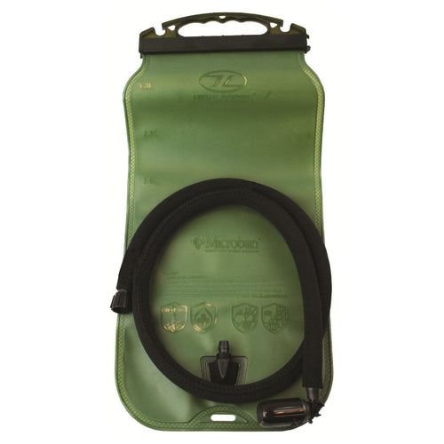 highlander 3 litre sl hydration bladder olive green
