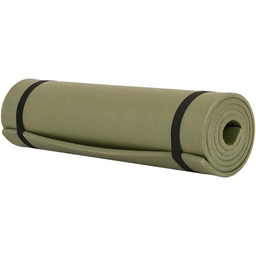 Highlander Elite Sleeping Roll Mat Olive Green