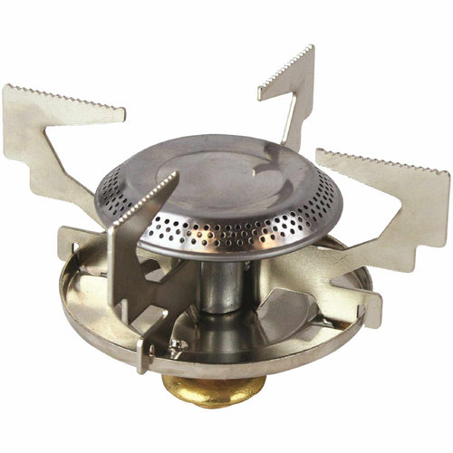 Highlander Compact Solid Fuel Cooker Camping Stove with 4 Fuel Tablets