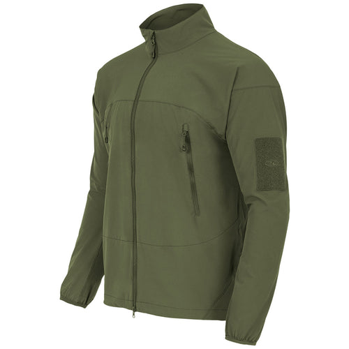 Highlander Hirta Jacket Olive Green