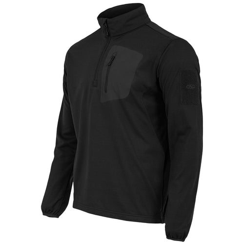 Highlander Hirta Tactical Fleece Black