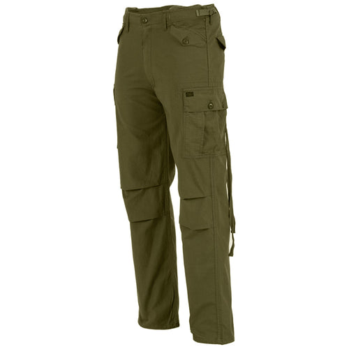 highlander m65 combat trousers olive green