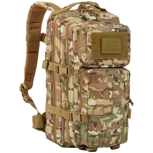 highlander recon 28l pack hmtc camo