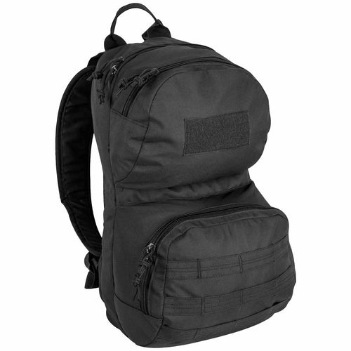 highlander scout pack 12 litre black