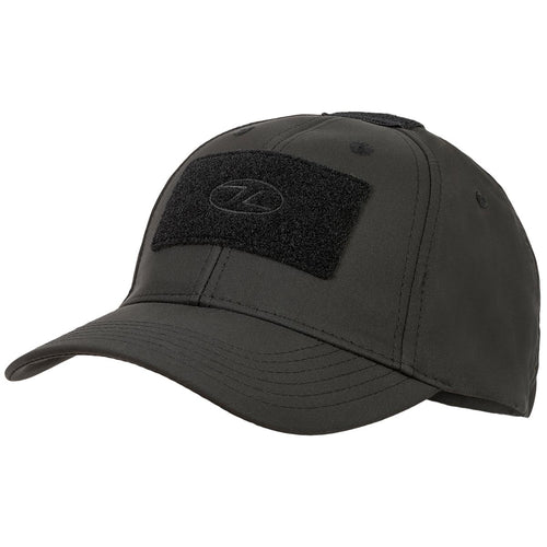 Highlander Tactical Baseball Cap Black