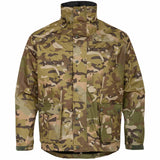 Front View of Highlander Tempest Waterproof Jacket HMTC