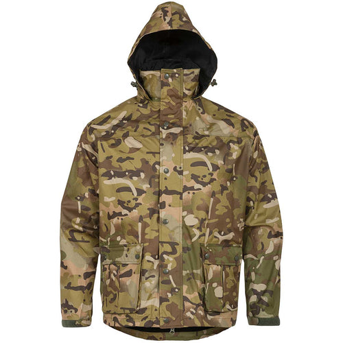 Hood Up Highlander Tempest Waterproof Jacket HMTC