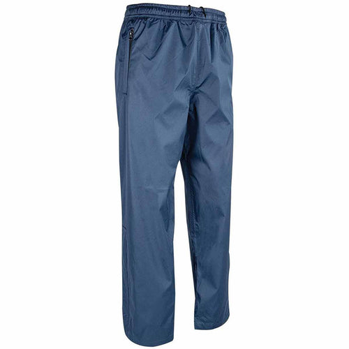 highlander tempest navy blue waterproof trousers