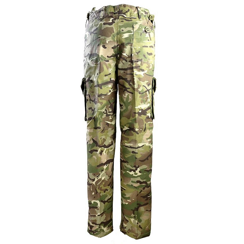 Multicam Match Camouflage Trousers Shirt HMTC Camo All Sizes Kids New MTP