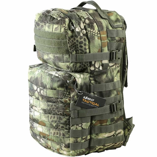 kombat 40L raptorkam jungle molle assault pack