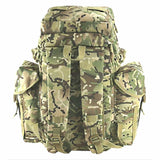 rear view of ni patrol pack btp camo