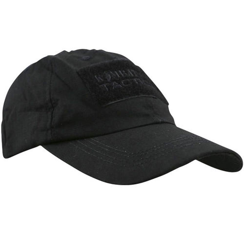 tactical operators cap black