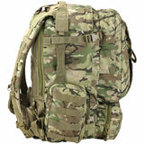 side view of viking camo patrol pack