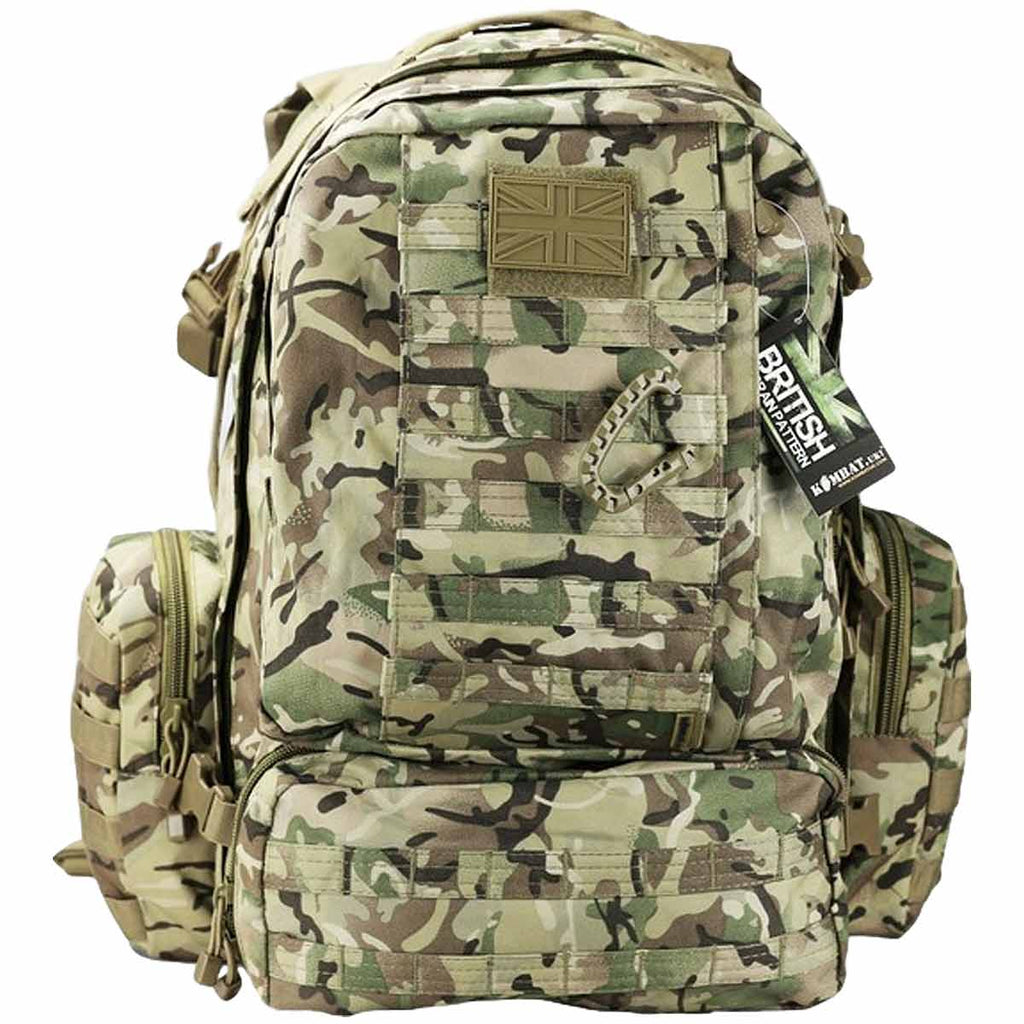 KOMBAT TACTICAL SHOULDER BAG BTP MTP