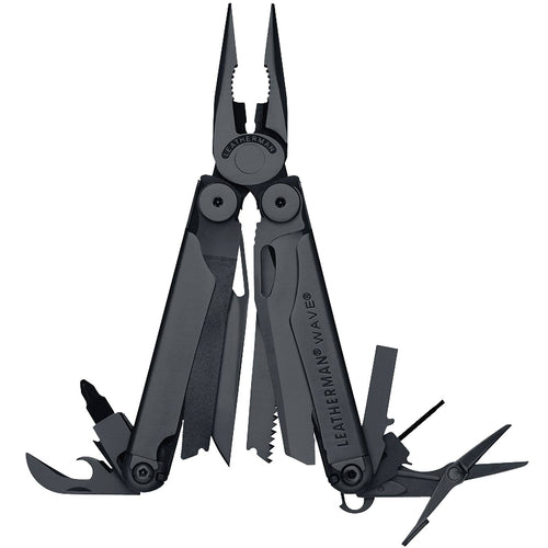 leatherman wave black