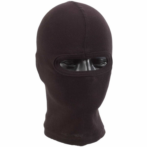 lightweight black thermal balaclava
