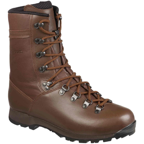 lowa elite boot mod brown
