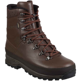 lowa mountain gtx brown boots