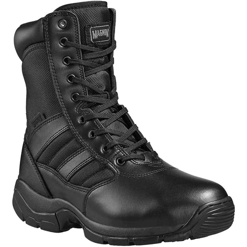 magnum panther 8 side zip black boots