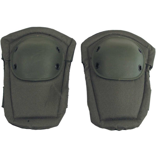 mfh elbow pads olive drab green