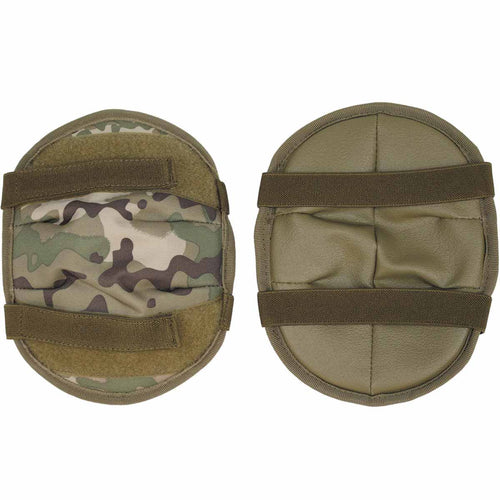 MFH Knee & Elbow Protector Pads Operation Camo