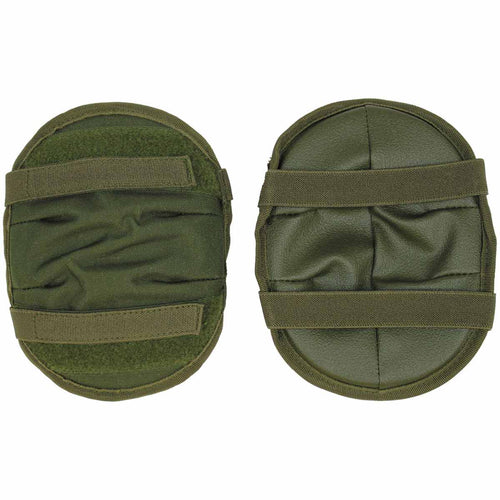 MFH Knee & Elbow Protector Pads Olive Green