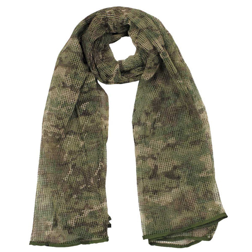 scrim net scarf multicam operation camo