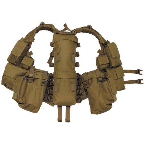 MFH Coyote Tan South African Assault Vest