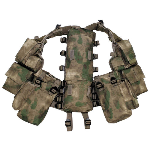 MFH HDT Camo Green South African Assault Vest