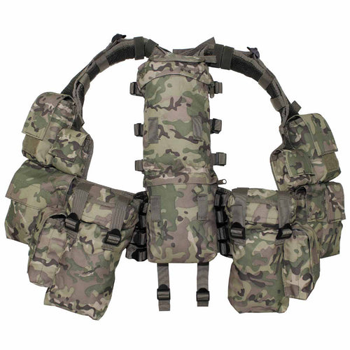 MFH Operation Camo South African Assault Vest