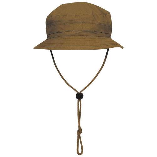 MFH RipStop Bush Hat Coyote Tan