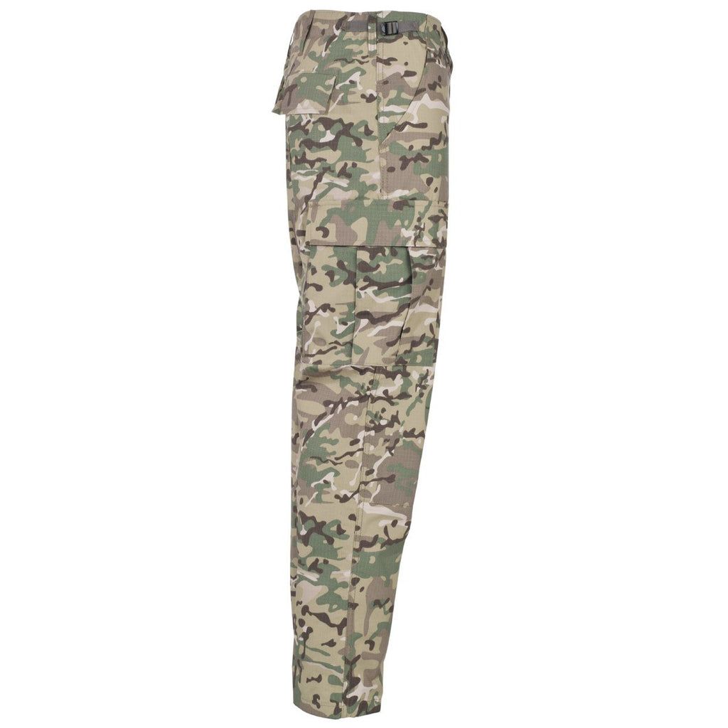 Highlander Elite DPM Camo Combat Trousers Military Army Cadets Airsoft Hunting