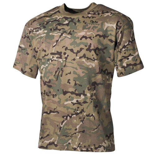 MFH US Operation Camo Multicam T-Shirt