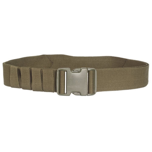 Mil-Tec Quick Release Army Belt 50mm Olive