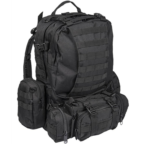 mil-tec assembly defence pack black