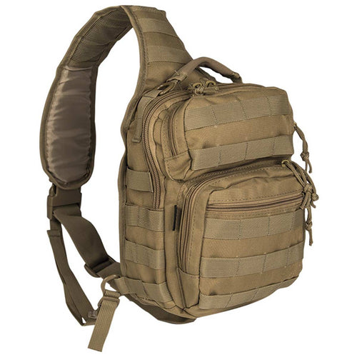 Mil-Tec One Strap Assault Pack Coyote