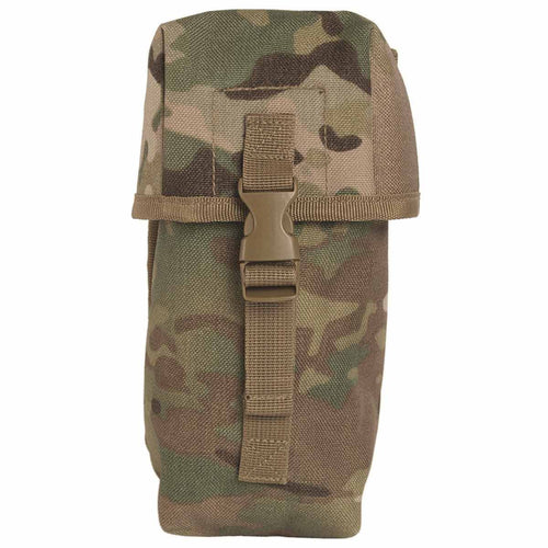 mil-tec small molle utility pouch multitarn