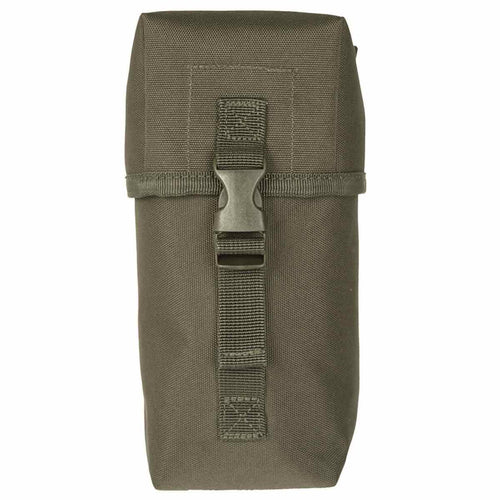 mil-tec small molle utility pouch olive
