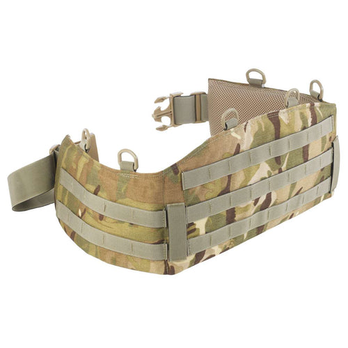 MOLLE Battle Belt MTP Camouflage