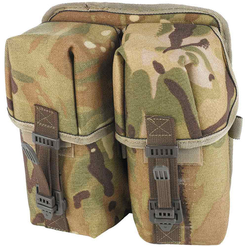 front of double ammo pouch citex