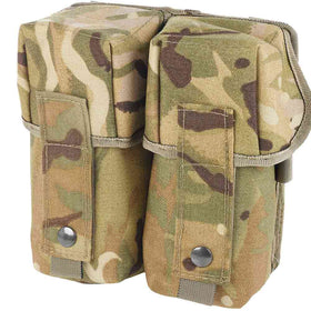 front of molle double ammo pouch para