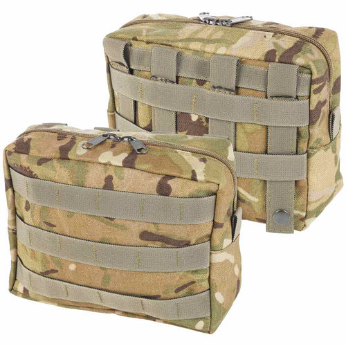 mtp molle utility pouch zipped horizontal