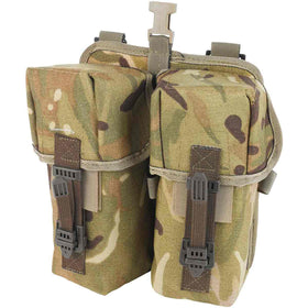 front of plce double ammo pouch citex